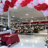 Refurbished Coles open